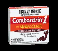 COMBANTRIN®-1 Chocolate Squares